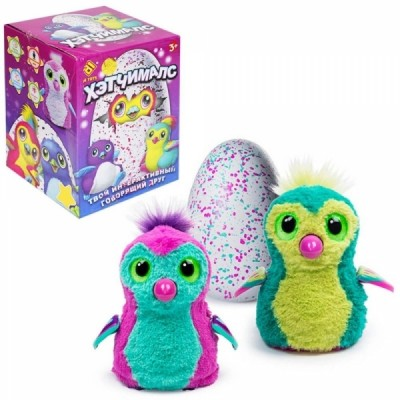 Интерактивный питомец HatcHimals Хэтчималс