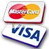 Оплата Visa, Master Card и др более 15000 руб.